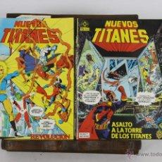 Cómics: 5740- NUEVOS TITANES. MARV WOLFMAN. EDICIONES ZINCO. 27 NUMEROS. 1984.. Lote 48430672