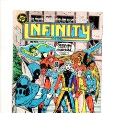 Cómics: INFINITY INC Nº 11 ** EDICIONES DC * ZINCO. Lote 54825599