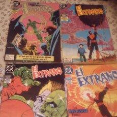 Cómics: LOTE DE COMICS EL EXTRAÑO. Lote 55038458