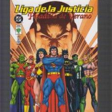 Cómics: LIGA DE LA JUSTICIA, PESADILLA DE VERANO -EDITA : VID ( ZINCO - DC ). Lote 55080989