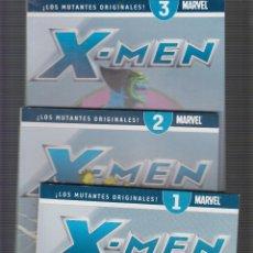 Cómics: COLECCIONABLE X-MEN, LOS MUTANTES ORIGINALES , LOTE 10 EJEMPLARES - Nº 1 AL 10. Lote 55085311