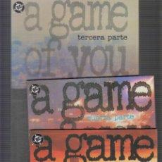 Cómics: SANDMAN, A GAME OF YOU /POR: NEIL GAIMAN, LOTE 3 EJEMPLARES ( Nº 2, 3, 4, ). Lote 55105398
