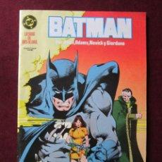 Comics : BATMAN Nº 19 VOL. 2 LA SAGA DE RA´S ALGHUL, CAPÍTULO 2 EDICIONES ZINCO DC TEBENI. Lote 55120889