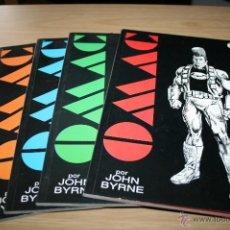 Cómics: OMAC DE JOHN BYRNE - COMPLETA 1-2-3-4 TOMOS - ZINCO - REF17. Lote 55134721