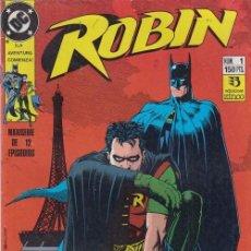 Cómics: ROBIN Nº 1 DC - EDICIONES ZINCO. Lote 55137068