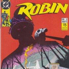 Cómics: ROBIN Nº 2 DC - EDICIONES ZINCO. Lote 55137077