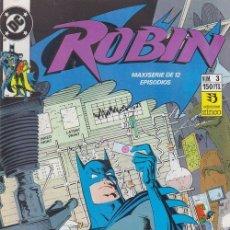 Cómics: ROBIN Nº 3 DC - EDICIONES ZINCO. Lote 55137085
