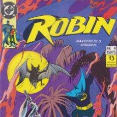 Cómics: ROBIN Nº 4 DC - EDICIONES ZINCO. Lote 55137093