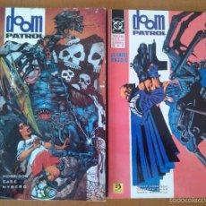 Comics : DOOM PATROL - LOS HOMBRES DE N.A.D.I.E. - COMPLETA (EDICIONES ZINCO ). Lote 55233931