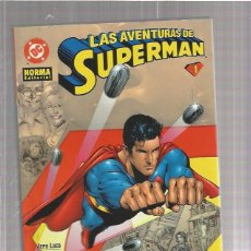 Comics: SUPERMAN AVENTURAS 1. Lote 55517758