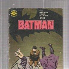 Cómics: BATMAN 1. Lote 55538685