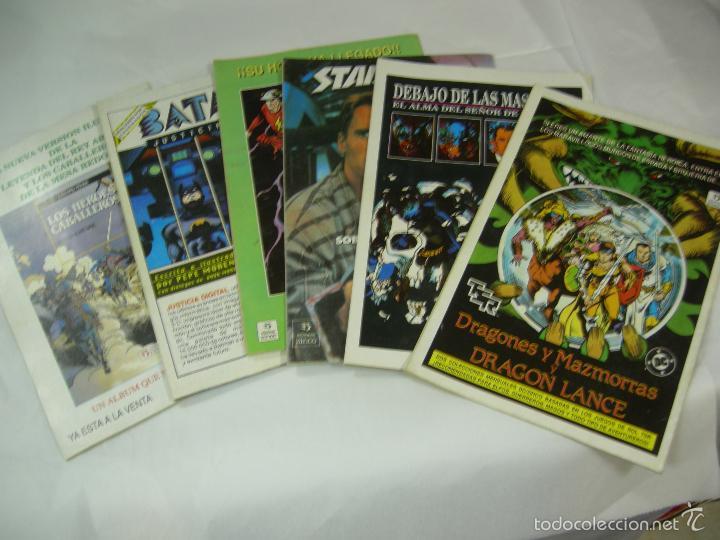 Cómics: JOVENES ETERNOS--colección completa en 6 numeros - EDICIONES ZINCO - Foto 3 - 55570139