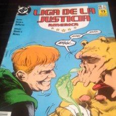 Cómics: LIGA DE LA JUSTICIA AMÉRICA 27. Lote 55771888