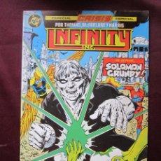 Cómics: INFINITY INC Nº 20 - CRISIS - DC 1986 - EDICIONES ZINCO - ROY THOMAS & MCFARLANE TEBENI . Lote 55993563