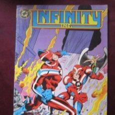 Cómics: INFINITY INC Nº 15 - CRISIS - DC 1986 - EDICIONES ZINCO - ROY THOMAS & MCFARLANE TEBENI. Lote 55993747