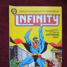 Cómics: INFINITY INC Nº 5 DC 1986 - EDICIONES ZINCO - ROY THOMAS & MCFARLANE TEBENI . Lote 55993825