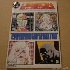 Comics : LEGION DE SUPERHEROES, NUM. 22. LITERACOMIC.. Lote 56033482