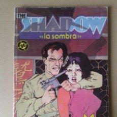"""Cómics: THE SHADOW: """"LA SOMBRA"""", POR HOWARD CHAYKIN. RETAPADO DE CUATRO NÚMEROS DE EDICIONES ZINCO. Lote 56036737"""