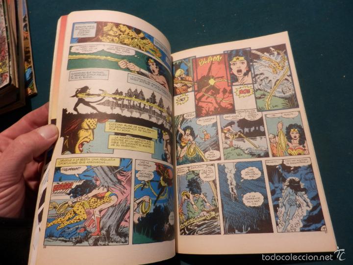 Cómics: WONDER WOMAN - Nº 2 RETAPADO CON 5 NÚMEROS 6-7-8-9-10 - EDICIONES ZINCO - DC - Foto 2 - 56065034