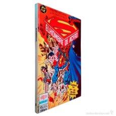 Cómics: SUPERMAN / RETAPADO 1 (CONTIENE LOS NºS 1 A 5) DC / ZINCO 1987 (JOHN BYRNE & DICK GIORDANO). Lote 49587786
