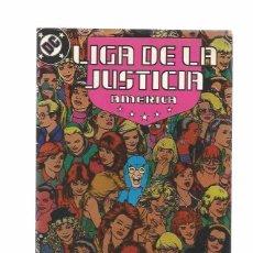 Comics: LIGA DE LA JUSTICIA AMERICA 23. Lote 56086999