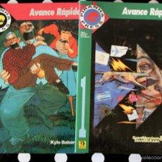 Cómics: AVANCE RAPIDO (MORRISON/MCKEAN) 2 TOMOS. SERIE COMPLETA. Lote 56186866