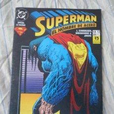 Cómics: COMIC SUPERMAN NUMERO 12 PERDER EL CONTROL ( SUPERMAN EL HOMBRE DE ACERO ) EDICIONES ZINCO. Lote 56350770