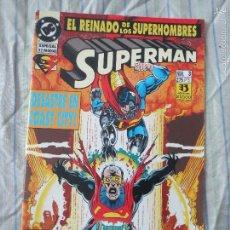 Cómics: COMIC SUPERMAN NUMERO 3 EL REINADO DE LOS SUPER HOMBRES EDICIONES ZINCO. Lote 56351078