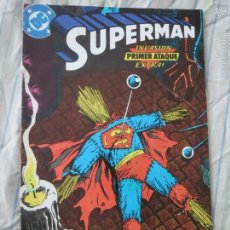 Cómics: COMIC SUPERMAN NUMERO 56 SUPERMAN INVASION PRIMER ATAQUE EXTRA EDICIONES ZINCO. Lote 56351093