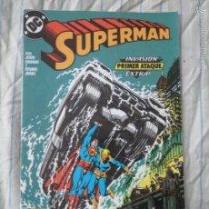 Cómics: COMIC SUPERMAN NUMERO 57 SUPERMAN INVASION PRIMER ATAQUE EXTRA EDICIONES ZINCO. Lote 56351302