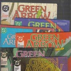 Cómics: GREEN ARROW , COLECCION COMPLETA 12 EJEMPLARES ( A FALTA Nº 9 ) - EDITA : EDICIONES ZINCO CHAMORRO. Lote 56391646