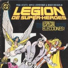 Cómics: LEGIÓN DE SUPERHÉROES - Nº 5 - ED. ZINCO 1987. Lote 56395517