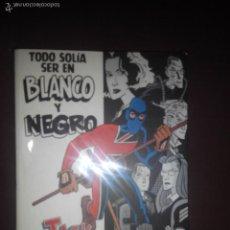 Cómics: JACK STAFF TODO SOLIA SER EN BLANCO Y NEGRO NUEVO TOMO. Lote 56493046