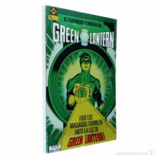 Cómics: GREEN LANTERN / RETAPADO 1 (CONTIENE LOS NºS 1-2-4-5-6) DC / ZINCO 1992 ( MIKE W.BARR & JOE STATON). Lote 54765788