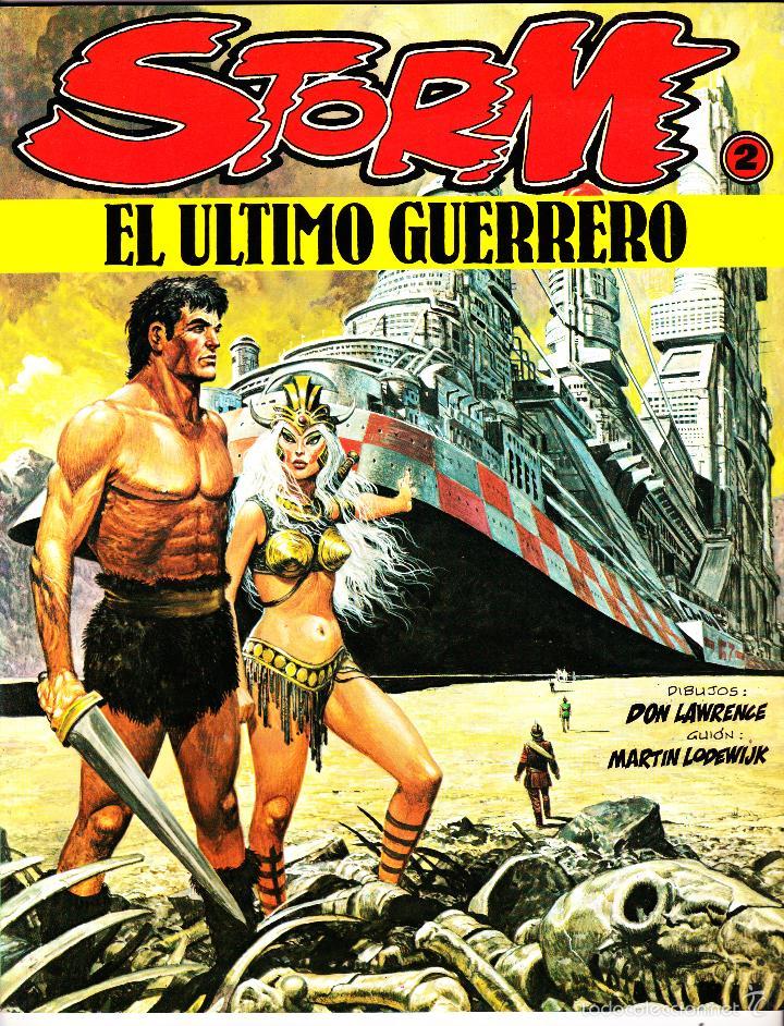 STORM. 6 ALBUMES. SARPE Y ZINCO (Tebeos y Comics - Zinco - Prestiges y Tomos)