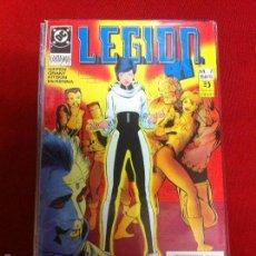 Comics : LEGION 91 NUMERO 7 BUEN ESTADO REF.40. Lote 56830952