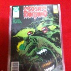 Fumetti: DC - LA COSA DEL PANTANO MINISERIE DE 12 NUMERO 9 - BUEN ESTADO. Lote 56849054