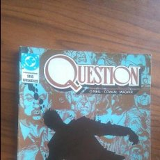 Cómics: QUESTION 2. O´NEIL. COWAN. MAGYAR. BUEN ESTADO. Lote 56885675