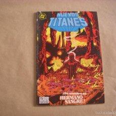 Comics : NUEVOS TITANES Nº 35, EDITORIAL ZINCO. Lote 230210995