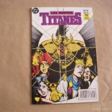 Comics : LOS NUEVOS TITANES Nº 16, EDITORIAL ZINCO. Lote 57072052