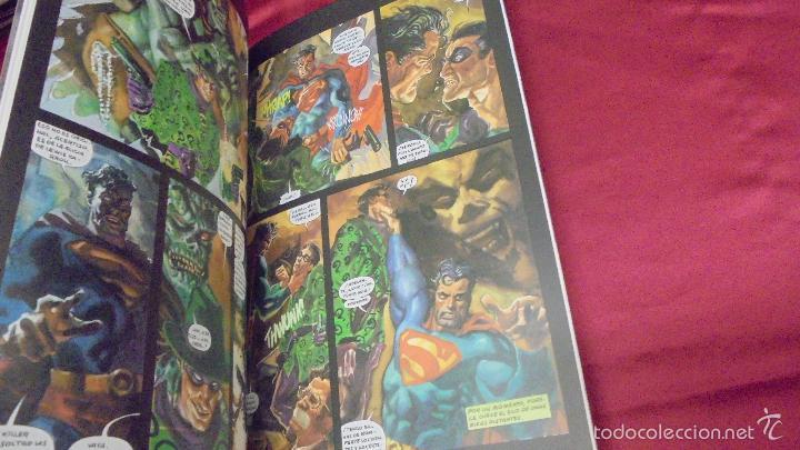 Cómics: LEYENDAS DE SUPERMAN Y BATMAN . EDICIONES ZINCO. - Foto 2 - 57196590