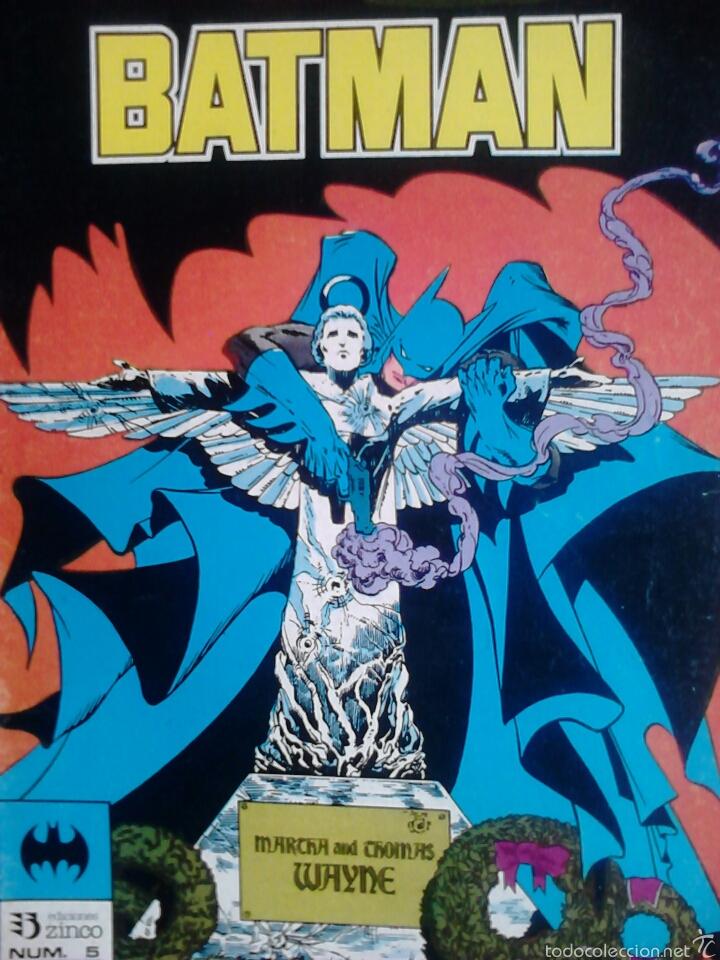 BATMAN 5 VOLUMEN 2 (Tebeos y Comics - Zinco - Batman)