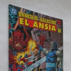 Comics : EL ANSIA EDICIONES ZINCO. Lote 57270543