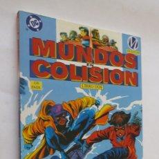 Cómics: MUNDOS EN COLISION 2. Lote 70500911