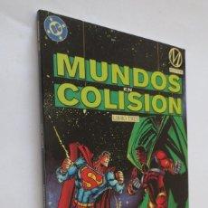 Cómics: MUNDOS EN COLISION 3. Lote 70500938