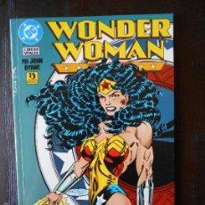 WONDER WOMAN - Nº 5 - LINEAS VITALES - JOHN BYRNE - DC COMICS - EDICIONES ZINCO (U1)