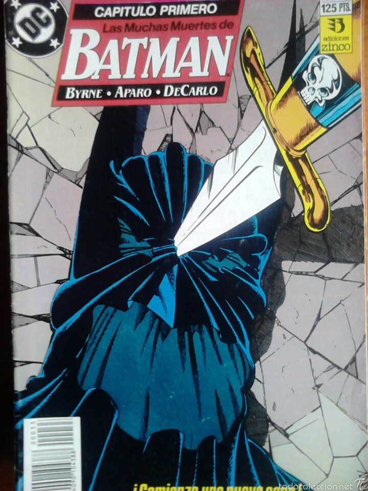 BATMAN 33 VOLUMEN 2 (Tebeos y Comics - Zinco - Batman)