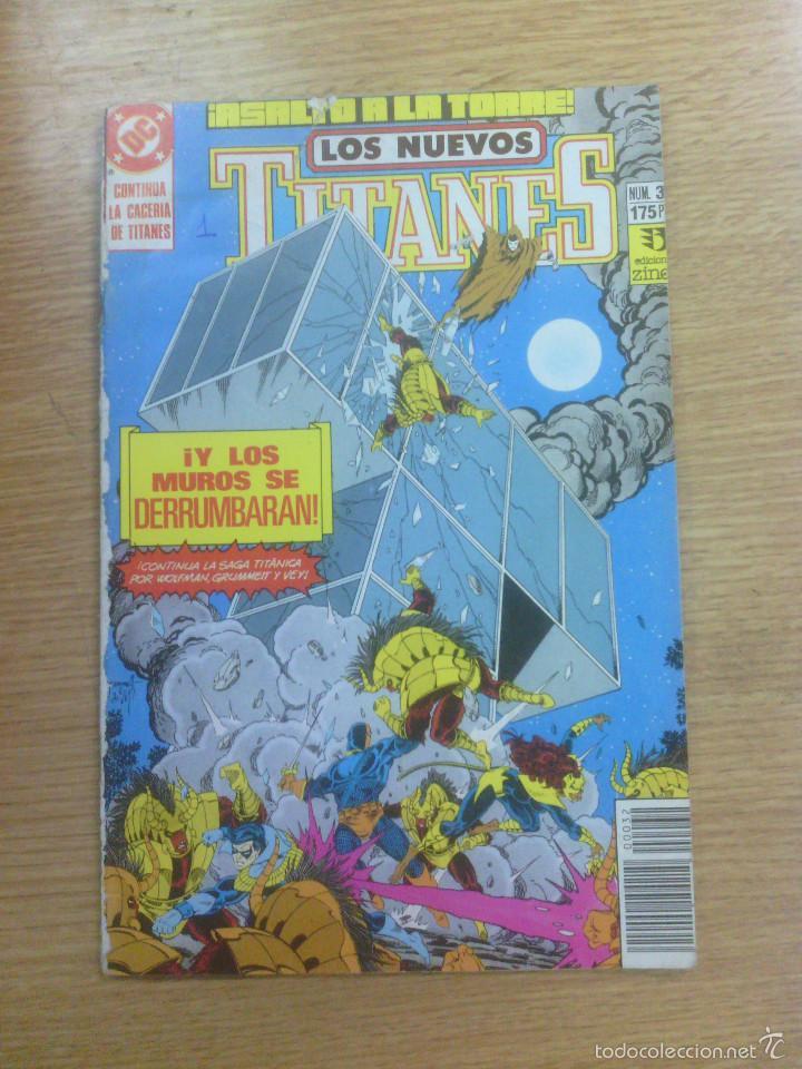 NUEVOS TITANES VOL 2 #32 (Tebeos y Comics - Zinco - Nuevos Titanes)