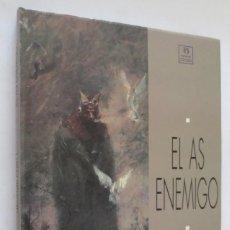 Cómics: EL AS ENEMIGO ZINCO. Lote 57552482