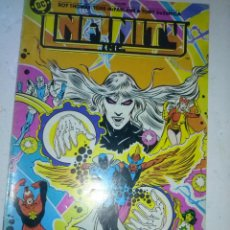 Cómics: INFINITY INC Nº 10-1986- GRAN OBRA DE ROY THOMAS Y TODD MCFARLANE-FLAMANTE-5680. Lote 57606158